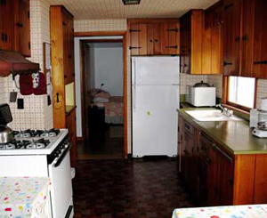 Fully equipped wisconsin cottage rentals list of amenities for Kitchen amenities list